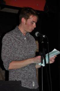 Steven Fraser - Reading